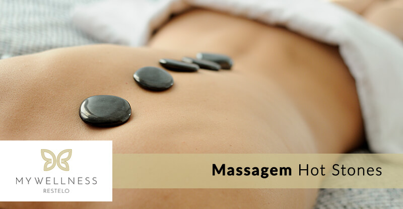 Massagem Hot Stones